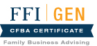 FFI | GEN CFBA Certificate - Family Business Advising